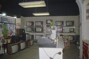 Verkaufsraum 1 - 1988