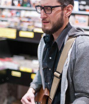 Adam Rubenstein im InStore Gig bei uns