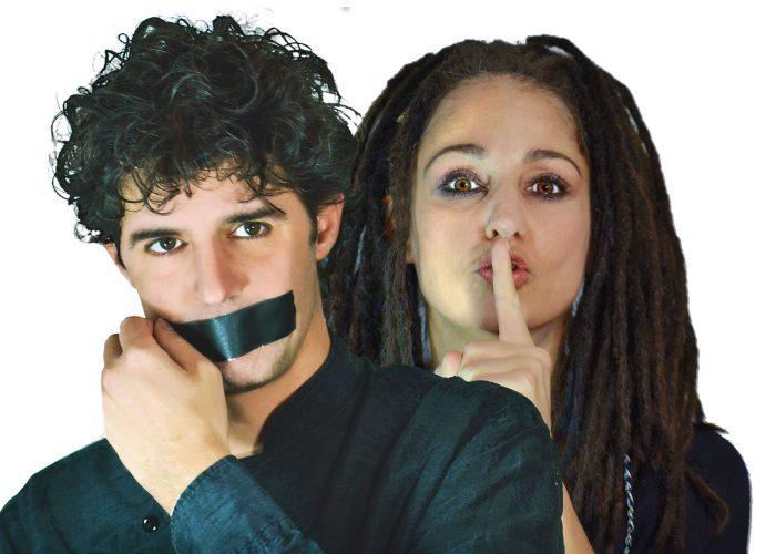 Wortfront - Roger Stein & Sandra Kreisler - Local Heroes bei Silver Disc