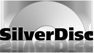 Silver Disc Logo - Cds DVDs und Blu-ray und Vinyl