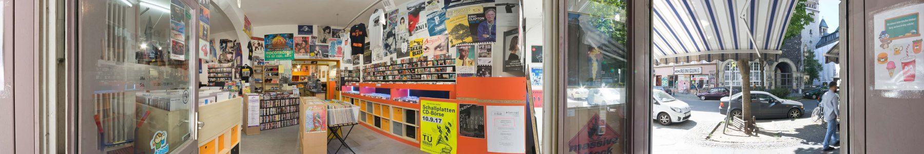 Panorama von Silver Disc - Eingangsbereich - Foto: Ralf A. Hanke