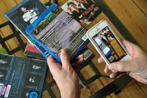 CD DVD Blu-ray Ankauf Apps von Silver Disc - Bequem von zu hause