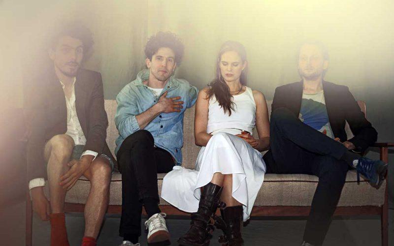 Dota Kehr - Die Kleingeldprinzessin - Die Band auf der Couch