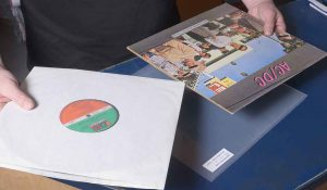 Unsere geprüfen Secondhand Vinyls