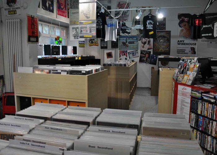 Und wieder eine neues Vinylregal - Es geht immer weiter mit dem Vinyl