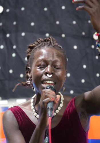 Jaqee - Soul Jazz Reggae aus dem Wrangelkiez